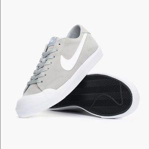 "Nike SB Zoom All Court CK ""Wolf Grey"""